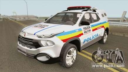 Fiat Toro (PMMG) for GTA San Andreas