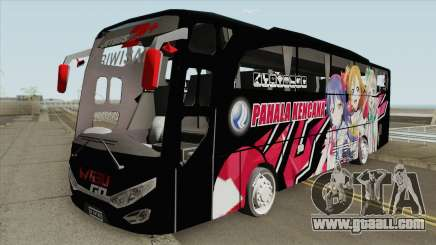 Jetbus 2 HD for GTA San Andreas