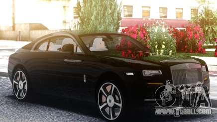 Rolls Royce Wraith 2018 for GTA San Andreas