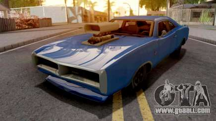 Imponte Dukes GTA 5 Texturas Personalizadas for GTA San Andreas