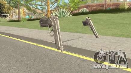 CS-GO Alpha Beretta 92 Elite for GTA San Andreas