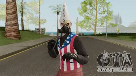 GTA Online Random Skin V2 (The Griefer Gang) for GTA San Andreas