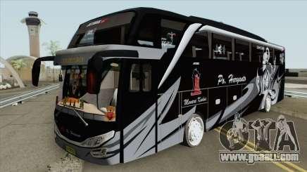 Jetbus 2 SHD for GTA San Andreas