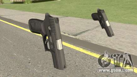 CS-GO Alpha P250 for GTA San Andreas