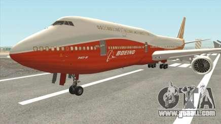 Boeing 747-8i (Boeing House Sunrise) for GTA San Andreas