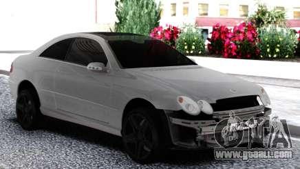 Mercedes-Benz CLK320 for GTA San Andreas