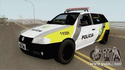 Volkswagen Parati (PMPR) for GTA San Andreas