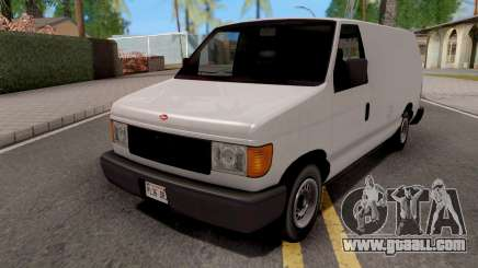 GTA 5 Vapid Speedo Classic for GTA San Andreas