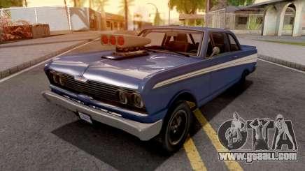 GTA V Vapid Blade for GTA San Andreas