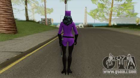 Catwoman The Princess Of Plunder V1 for GTA San Andreas