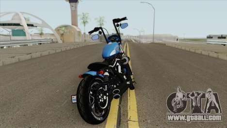 Harley-Davidson XL883N Sportster Iron 883 V1 for GTA San Andreas