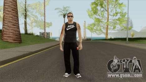 Chinese Gang Skin V1 for GTA San Andreas