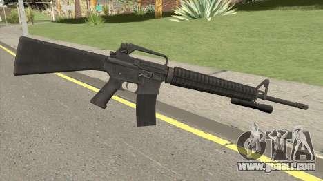 M16A2 HQ (L4D2) for GTA San Andreas