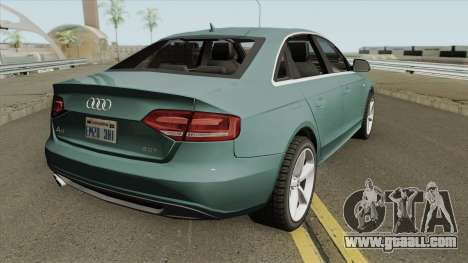 Audi A4 2.0 TFSI S-Line 2010 for GTA San Andreas