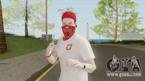 Polish Gang Skin V2 for GTA San Andreas