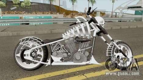 Sanctus GTA V for GTA San Andreas