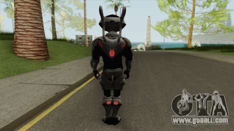 Black Manta Scourge Of The Seven Seas V2 for GTA San Andreas