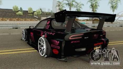 Mazda RX-7 Tcp Magic 2002 for GTA San Andreas