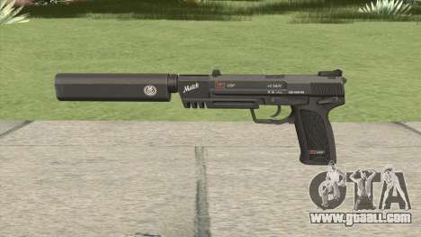 USP Match Suppressed (Insurgency Expansion) for GTA San Andreas