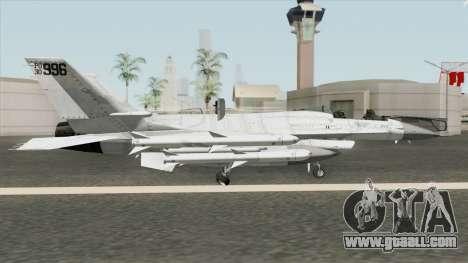 Jobuilt P - 996 LAZER V2 GTA V for GTA San Andreas