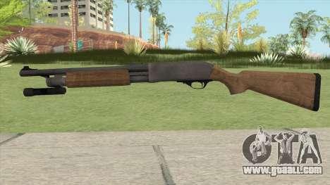 Pump Shotgun HQ (L4D2) for GTA San Andreas
