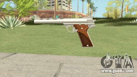 Pistol .44 (Automag) GTA IV EFLC for GTA San Andreas
