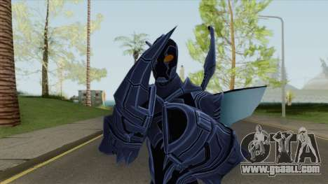 Blue Beetle Jaime Reyes V2 for GTA San Andreas