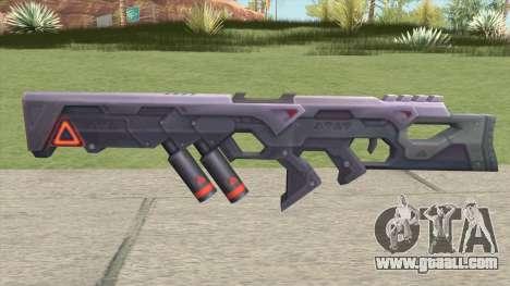 Jhins Country Gun for GTA San Andreas