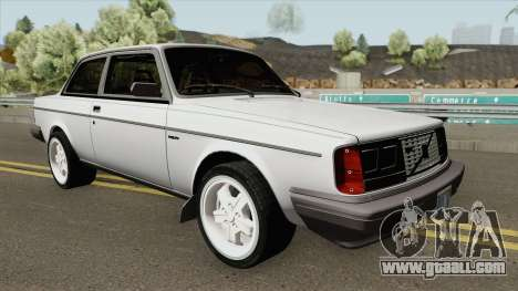 Volvo 242 Intercooler for GTA San Andreas