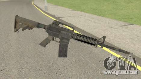M4 Apocalyptic for GTA San Andreas