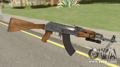 AKM HQ (L4D2) for GTA San Andreas