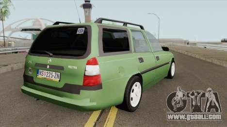 Opel Vectra B Caravan for GTA San Andreas
