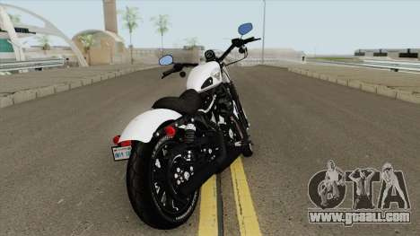 Harley-Davidson XL883N Sportster Iron 883 V2 for GTA San Andreas