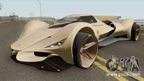 Ferrari Piero T2 LM Stradale LMP1 2025 for GTA San Andreas