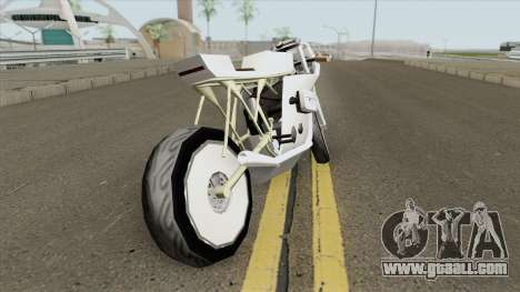 FCR-1000 Sultans Of Sprint for GTA San Andreas