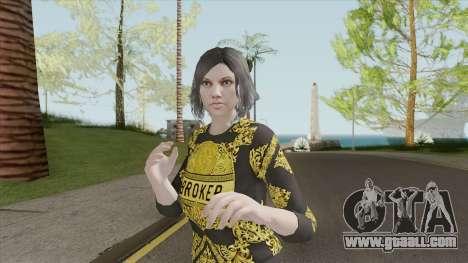 Female Skin (The Diamond Casino And Resort) for GTA San Andreas