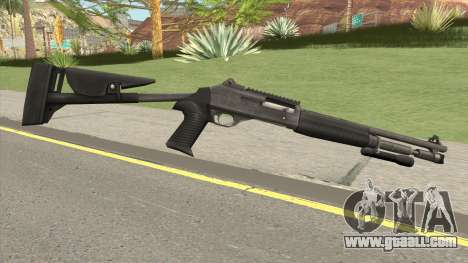 Auto Shotgun HQ (L4D2) for GTA San Andreas