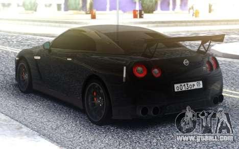 Nissan GT-R 35 for GTA San Andreas