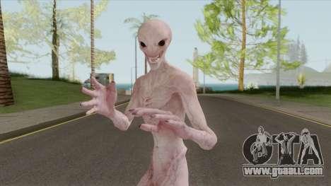 Sectoid (Alien) XCOM 2 for GTA San Andreas