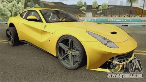 Ferrari F12 Berlinetta 2013 HQ for GTA San Andreas