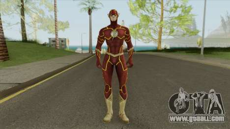 The Flash (New 52) for GTA San Andreas
