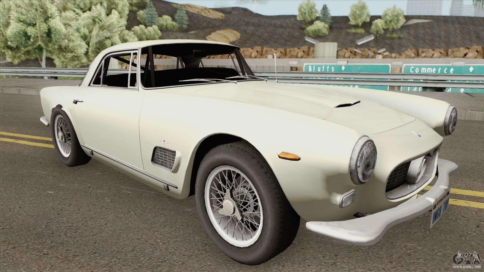 Maserati 3500 GTi 1964 For GTA San Andreas