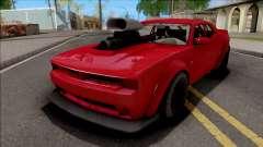 GTA V Bravado Gauntlet Hellfire Custom for GTA San Andreas