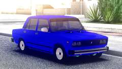 VAZ 2105 with square optics for GTA San Andreas