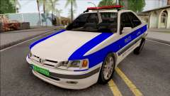 Peugeot Pars ELX Police for GTA San Andreas