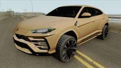 Lamborghini Urus HQ for GTA San Andreas