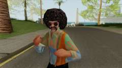 Hippie Skin V3 for GTA San Andreas