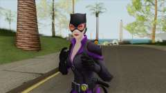 Catwoman The Princess Of Plunder V2 for GTA San Andreas