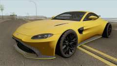 Aston Martin Vantage 59 2019 for GTA San Andreas