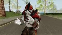 Drone Thrashball (Gears of War 3) for GTA San Andreas